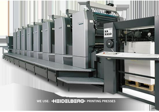 Litho printing northamptonshire