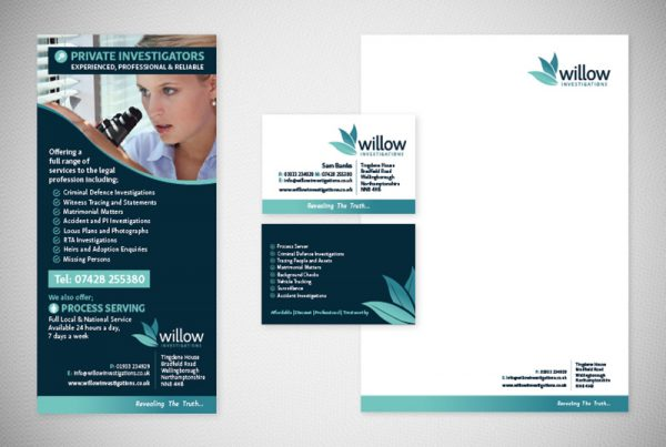 stationery design and print in Norwich and Norfolk
