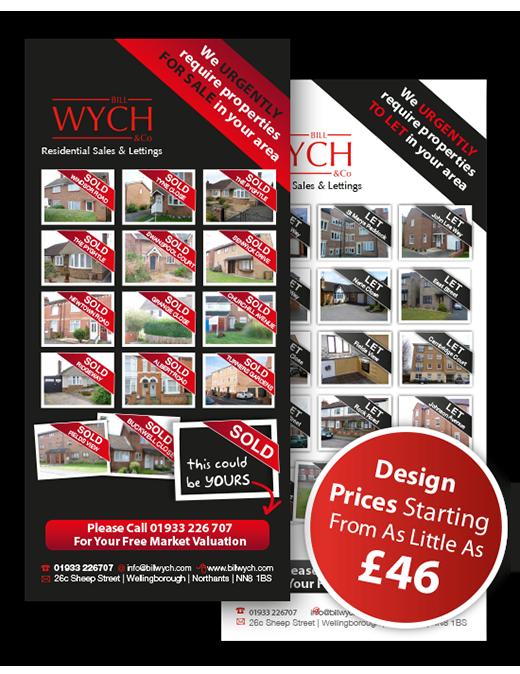 leaflet design northampton